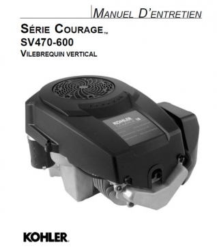 Courage SV470-600